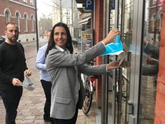 Stad Tongeren doet mee met STIP-IT, de Week tegen Pesten