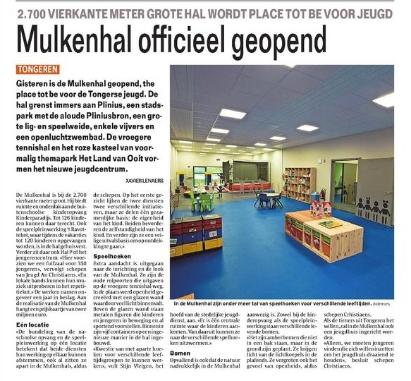 HLN - 280617 - Opening Mulkenhal
