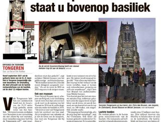 Toren Basiliek wordt ontsloten voor het grote publiek