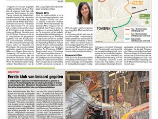 Vlaanderen maakt 1,5 miljoen vrij voor NO omleidingsweg in Tongeren