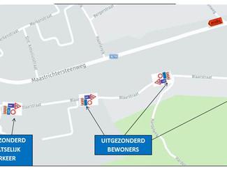 Werken Blaarstraat: gewijzigde verkeerssituatie