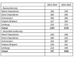 Vlaanderen moet betaalbare verkeerslessen op school blijven garanderen