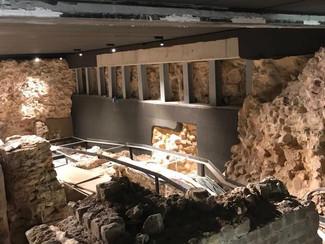 Archeologische kelder Basiliek opent op 1 september