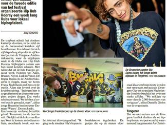 Hip Hub Hooray strijkt voor de tweede keer neer in Tongeren