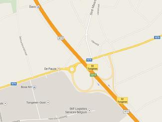 Tongeren en Bilzen niet bij de meest filegevoelige afritten in Vlaanderen