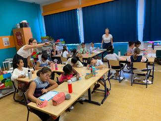 Stad Tongeren ondersteunt zomerschool