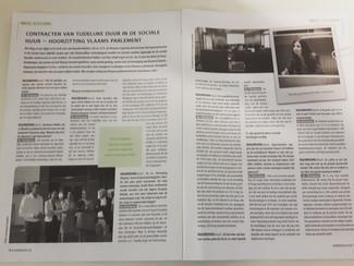Interview Huurdersblad: contracten van tijdelijke duur in de sociale huur