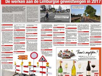 Vlaanderen investeert in Tongeren voor Wegen en Verkeer