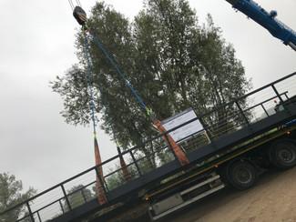Langste fietsbrug van België geplaatst tussen Dreef en Keerstraat