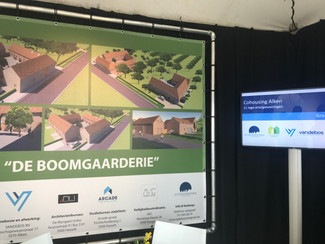 Cohousing in Limburg: vierkantshoeve Alken