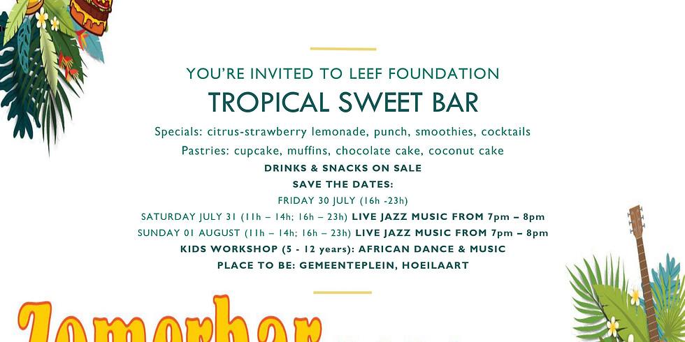 LEEF Foundation Tropical Sweet Summer Bar