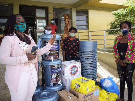 LEEF Foundation COVID-19 Relief Help for Liberia