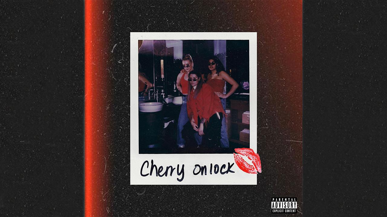 Cherry on Lock