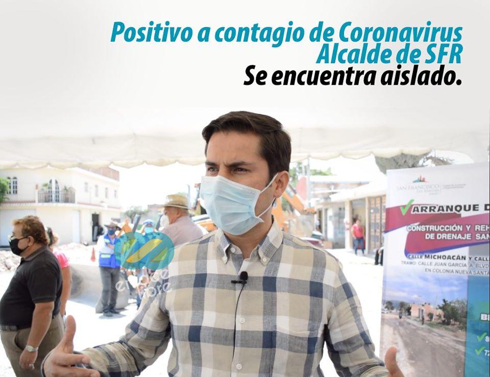 Javier Casillas da positivo