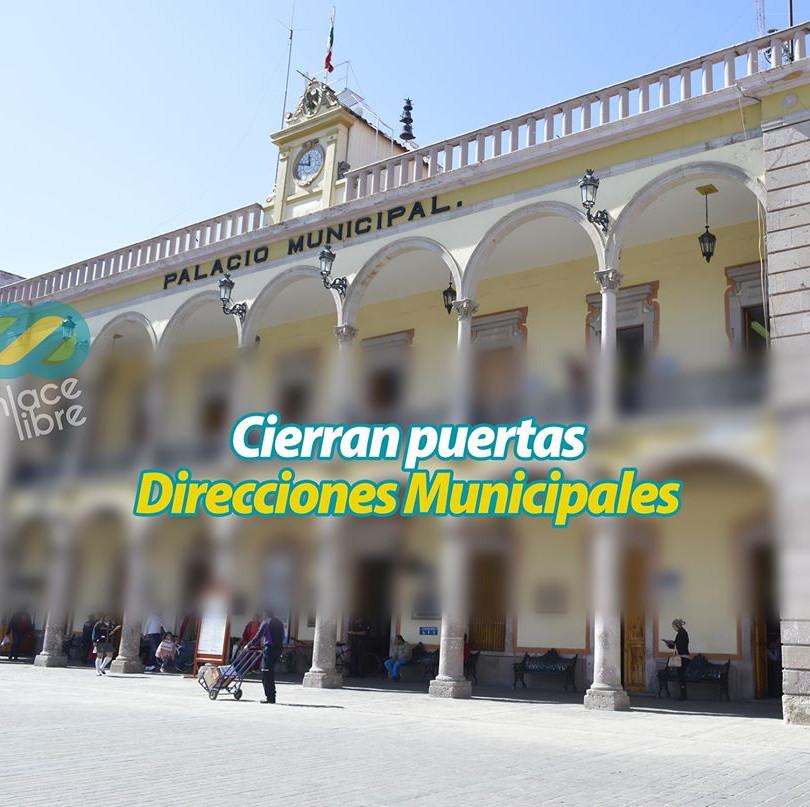 CIERRAN PUERTAS