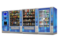 State-of-the art vending!