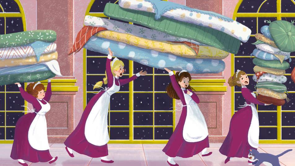the princess and the pea3.2.JPG