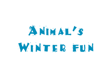 animal's winter fun_name.png