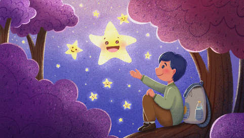 My little star friends.jpg
