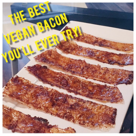 The Best Vegan Bacon You'll Ever Try