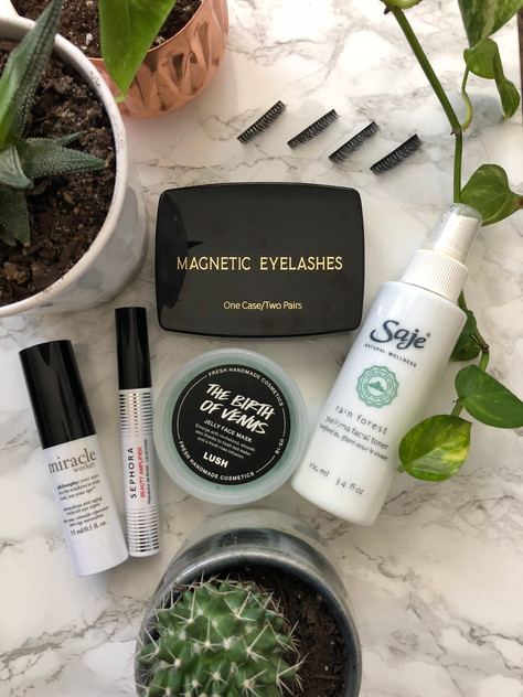 My 5 Fav Beauty Products Right Now