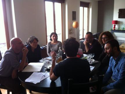 Listen to public space - Workshop n°2