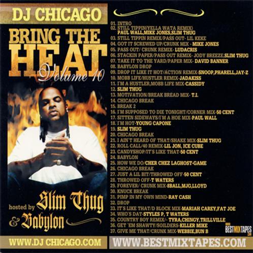 Bring The Heat Vol. 10