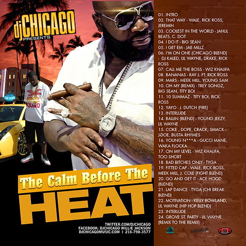 CALM BEFORE THE HEAT (DOWNLOAD)
