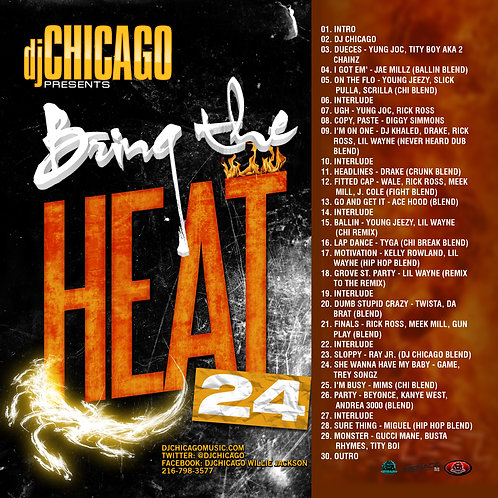 Bring The Heat Vol. 24