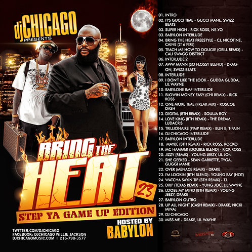 BRING THE HEAT 23 (DOWNLOAD)