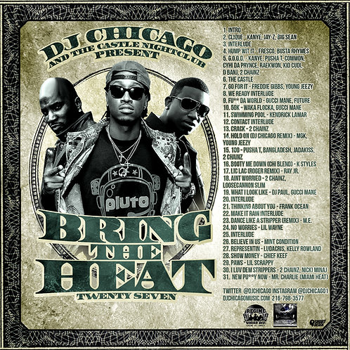 BRING THE HEAT 27 (DOWNLOAD)