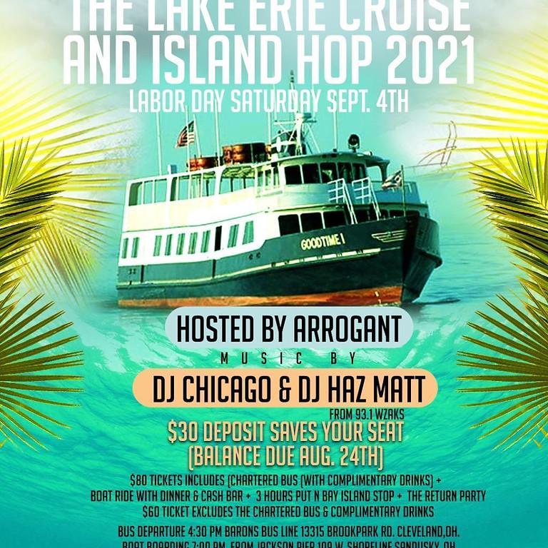 The Lake Erie Cruise and Island Hop 2022