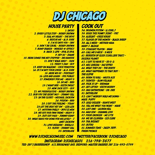 COOK OUT VS. HOUSE PARTY 1 (DOWNLOAD)