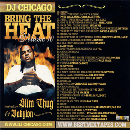 BRING THE HEAT 10 (DOWNLOAD)