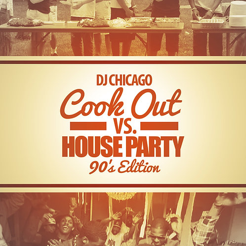 Reminisce Cook Out vs The House Party 90's Edition
