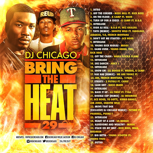 Bring The Heat Vol.29