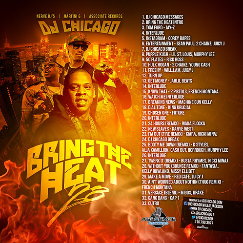 BRING THE HEAT 28 (DOWNLOAD)