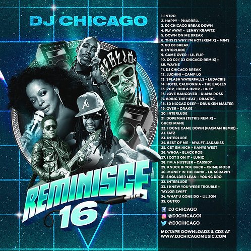 REMINISCE 16 (DOWNLOAD)