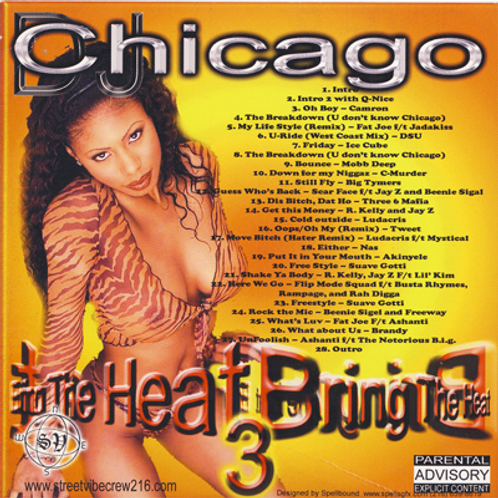 BRING THE HEAT 3 (DOWNLOAD)