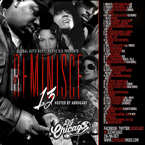 REMINISCE 13 (DOWNLOAD ONLY)