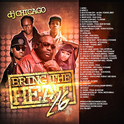 BRING THE HEAT 26 (DOWNLOAD)