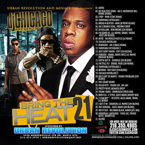 Bring The Heat Vol. 21