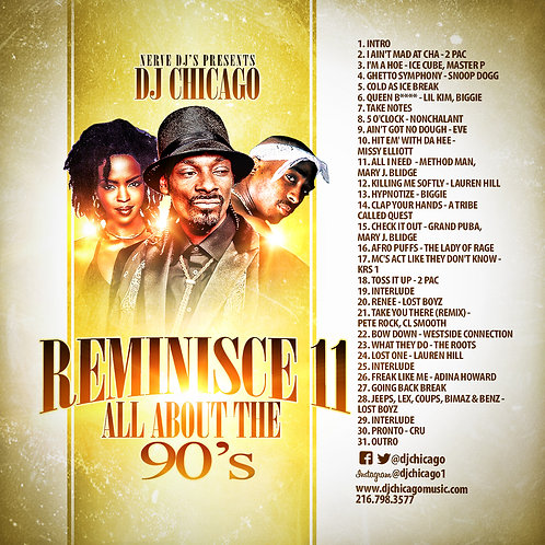 REMINISCE 11 (DOWNLOAD ONLY)