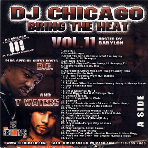 Bring The Heat Vol. 11