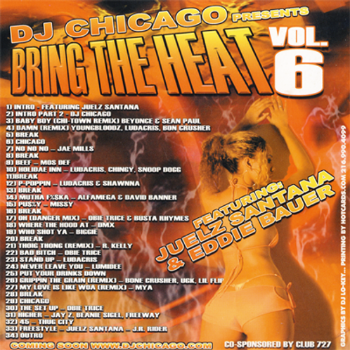 Bring The Heat Vol.6