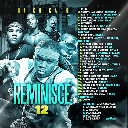 REMINISCE 12 (DOWNLOAD ONLY)