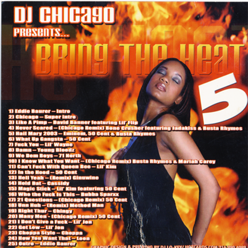 BRING THE HEAT 5 (DOWNLOAD)