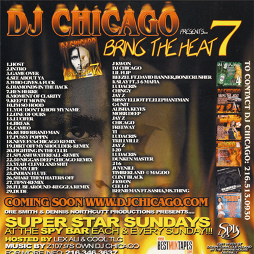 BRING THE HEAT 7 (DOWNLOAD)