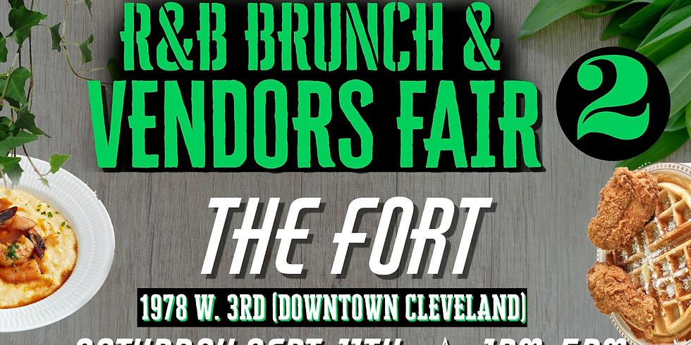The R&B BRUNCH and Vendors Fair 2