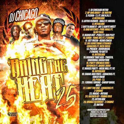 BRING THE HEAT 25 (DOWNLOAD)